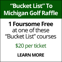 West MI Golf Show Ad
